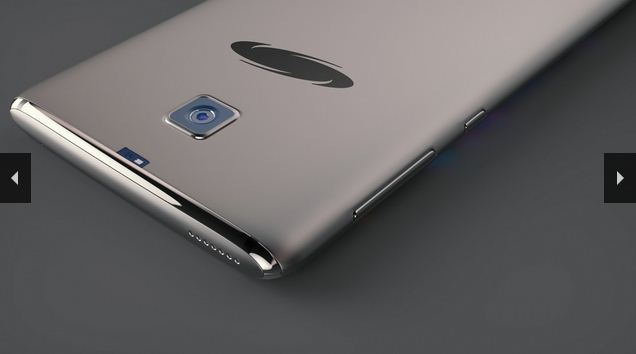 Galaxy S8 concept dreams big for Samsung's 2017 flagship phone