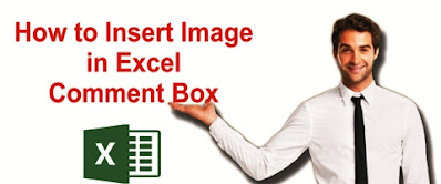 Insert Image in Excel Comment Box