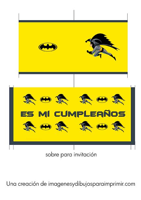 invitacion de superheroe