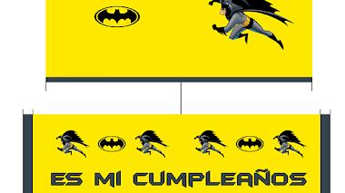 Invitaciones de superheroes para imprimir gratis