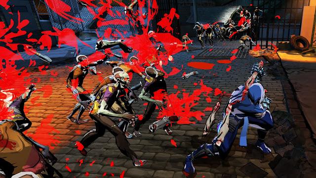 Yaiba Ninja Gaiden Z - Xbox 360 - Multi5 - Captura 3