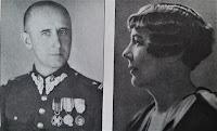 Zygmunt Szatkowski i Zofia Kossak