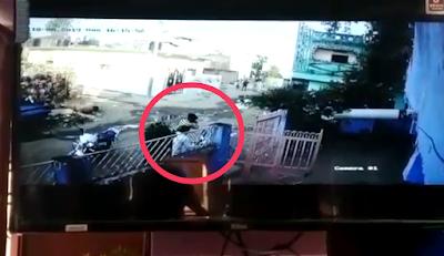 दलित युवक की स्कूल परिसर से खींचकर सरेआम पिटाई, वीडियो वायरल