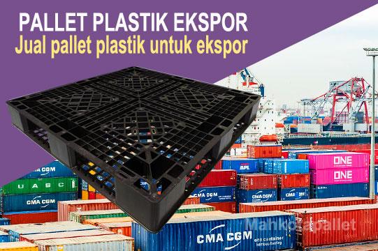 Inilah Keunggulan Pallet Plastik Ekspor Kami