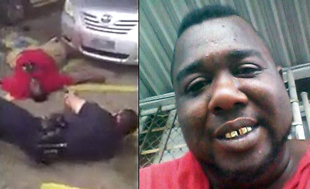 Alton Sterling video