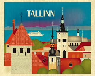 Tallinn, erase una vez la ciudad de Reval