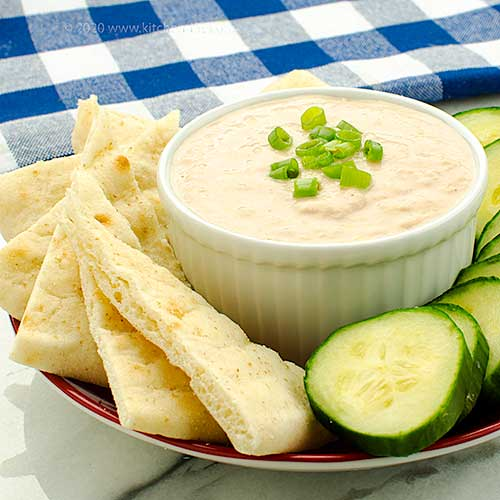 White Bean and Tuna Dip