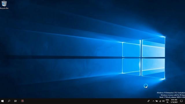 تحميل ويندوز 10 LTSC من مايكروسوفت
