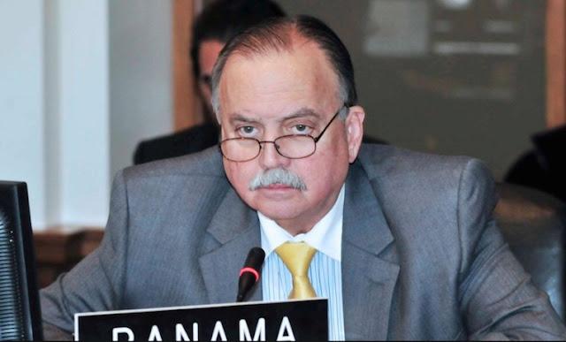 Guillermo Cochez denuncia a Tareck el Aissami por blanqueo en Panamá