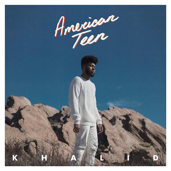 Khalid - American Teen Cover