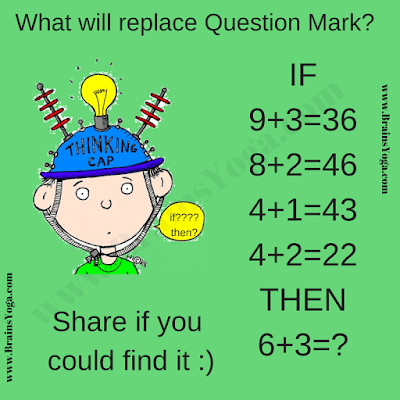 Logical Reasoning Brain Teaser