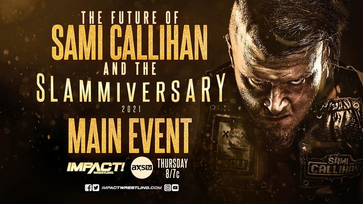 Cobertura: IMPACT Wrestling (17/06/2021) – Adeus, Callis!