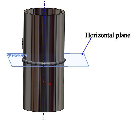 2G vertical Welding Position