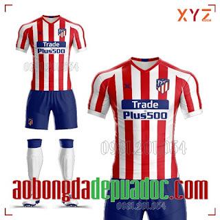 Trọn Bộ Áo Bóng Đá CLB Atletico 2020