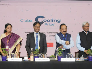 Global Cooling Innovation Summit held in New Delhi
