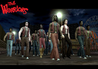 Game The Warriors ISO PSP Download