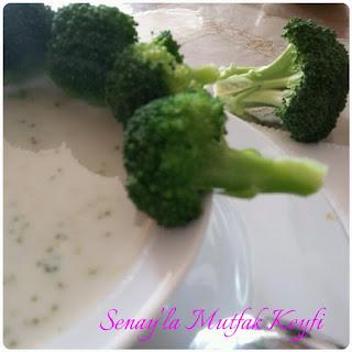 Sütlü Brokoli Çorbası Nasıl Yapılır?