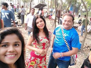Beautiful Life Bengali Movie shooting pics