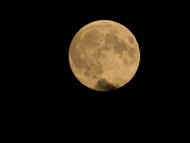 pełnia Księżyca, niebo, obserwacje nieba, astronomia