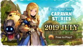Inilah Trailer Game Caravan Stories PS4 Akan Rilis di Amerika Utara