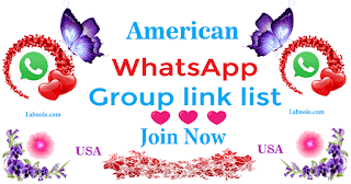 USA Whatsapp group link list American Whatsapp Groups image