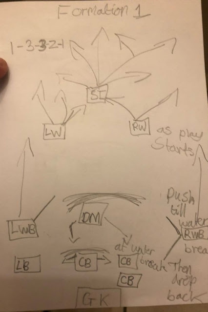 Un chico de nueve años quiere ser técnico del Derby County