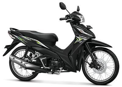 Harga Motor New Honda Revo FI Terbaru