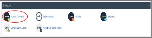 cPanel - Addon Domain, Web Hosting, Hosting Learning, Hosting Guides, Hosting