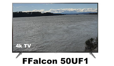 FFalcon 50UF1 TV review