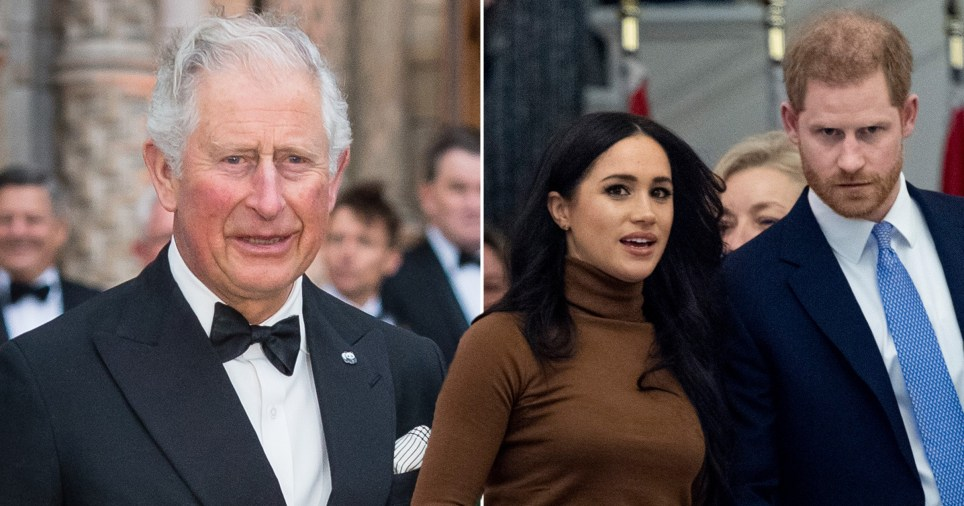 Prince Charles to stop funding Harry and Meghan after their decision to quit