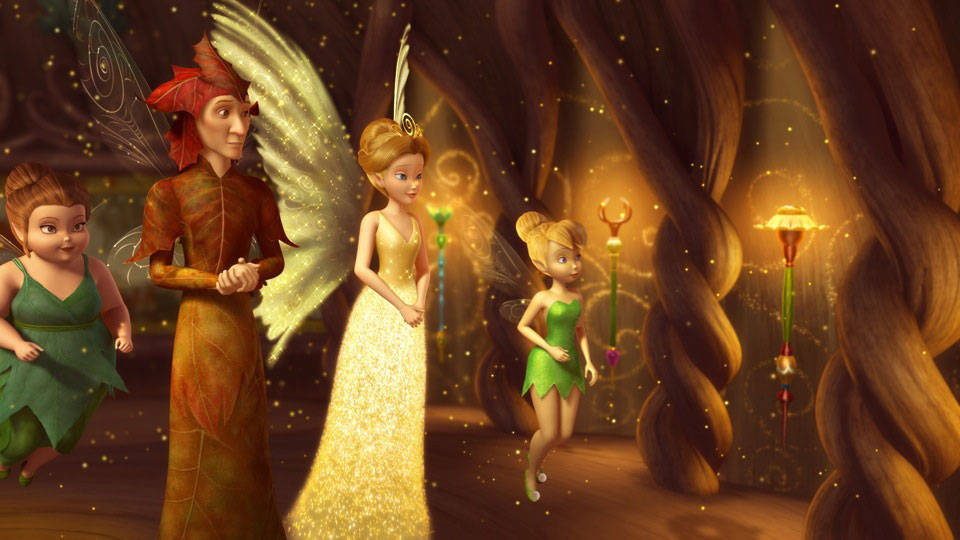 tinker bell and lost treasure  fun at one place