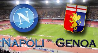 Serie  A Napoli Genoa probabili formazioni video