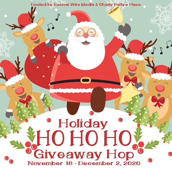 Holiday 🎄 HOHOHO 🎅🏻 Giveaway Hop
