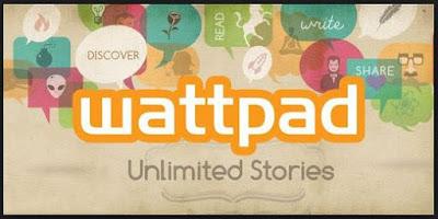 Download Aplikasi Wattpad