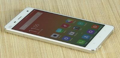 Danh gia dien thoai Xiaomi mi4