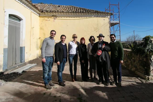 Azienda rossa-L'Amara-Foto di gruppo