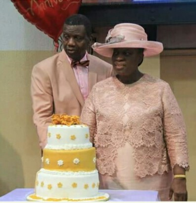 pastor adebayo 50th wedding anniversary