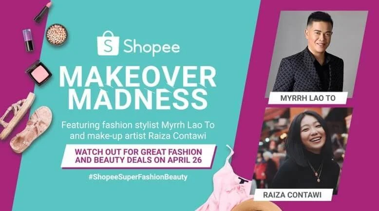 Shopee Super Fashion and Beauty Sale Offers Up to 90% Discount