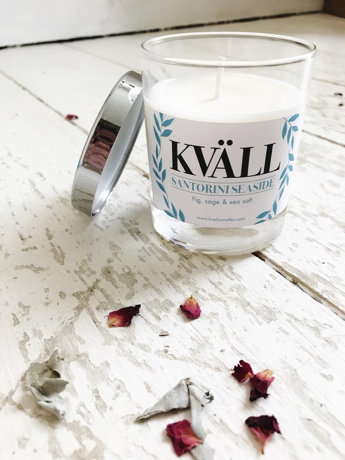 Kvall Candles, Hampshire bloggers, lifestyle bloggers