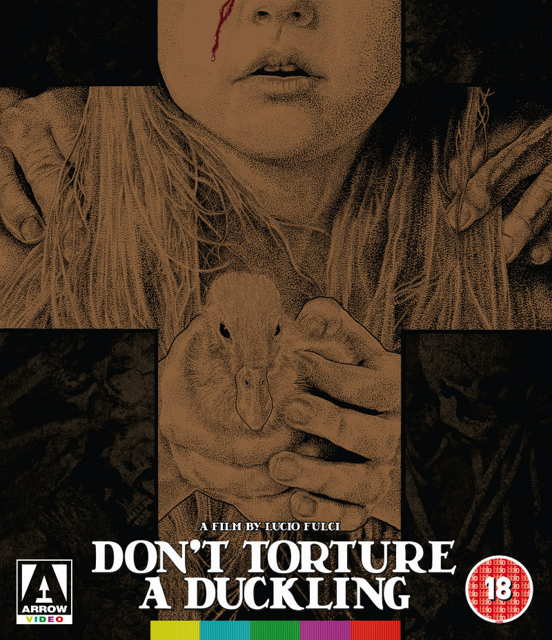 don't torture a duckling arrow video