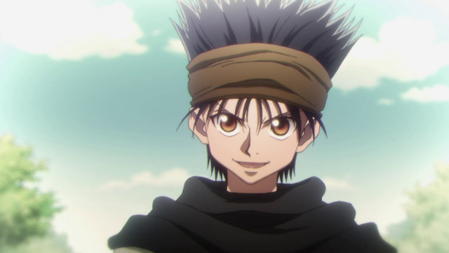 Ging Freeccss, 13th Hunter Election, Hunter x Hunter