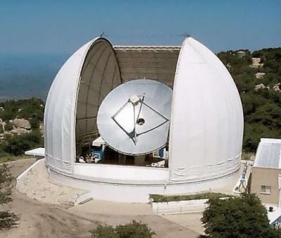 Radiotelescopio - Una Galaxia Maravillosa