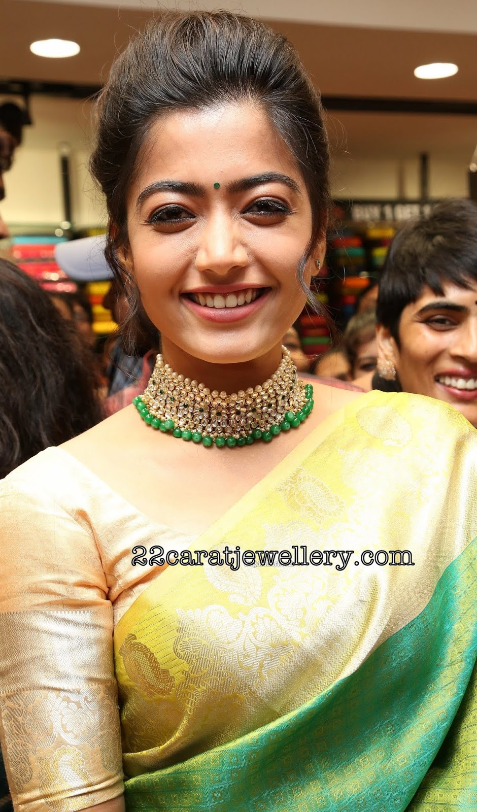 Rashmika Mandanna In Polki Choker Jewellery Designs Rashmika mandanna (@iamrashmika) on tiktok | 4.8m likes. rashmika mandanna in polki choker