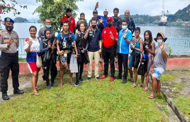 Gilbert Yakwart Sebut Tujuan POSSI Papua Kembali Seleksi Atlet di Nomor Laut