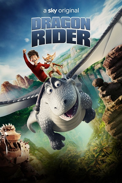 Download Dragon Rider (2020) Dual Audio [Hindi+English] 720p + 1080p Bluray ESubs