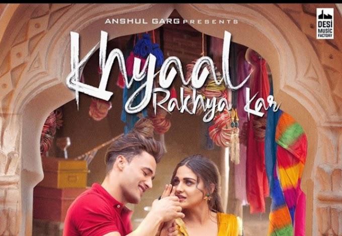 Khayal Rakhya Kar - Preetinder | Asim Riaz | Himanshi Khurana