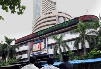 Key Indian equity indices open on a higher note