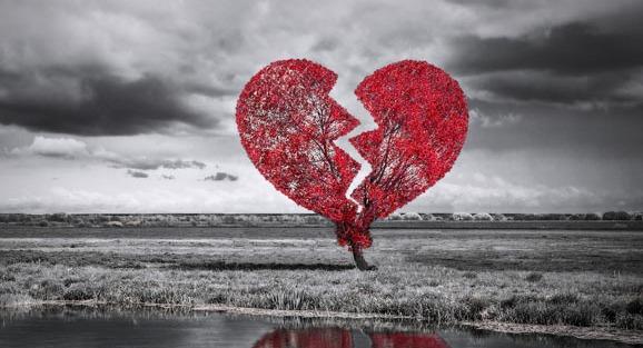 Cara Menghilangkan Rasa Sakit Hati yang Mendalam Karena Putus Cinta