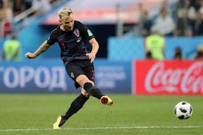 Kroasia Kalahkan Argentina 3-0 di Piala Dunia 2018, Rakitic Sindir Messi