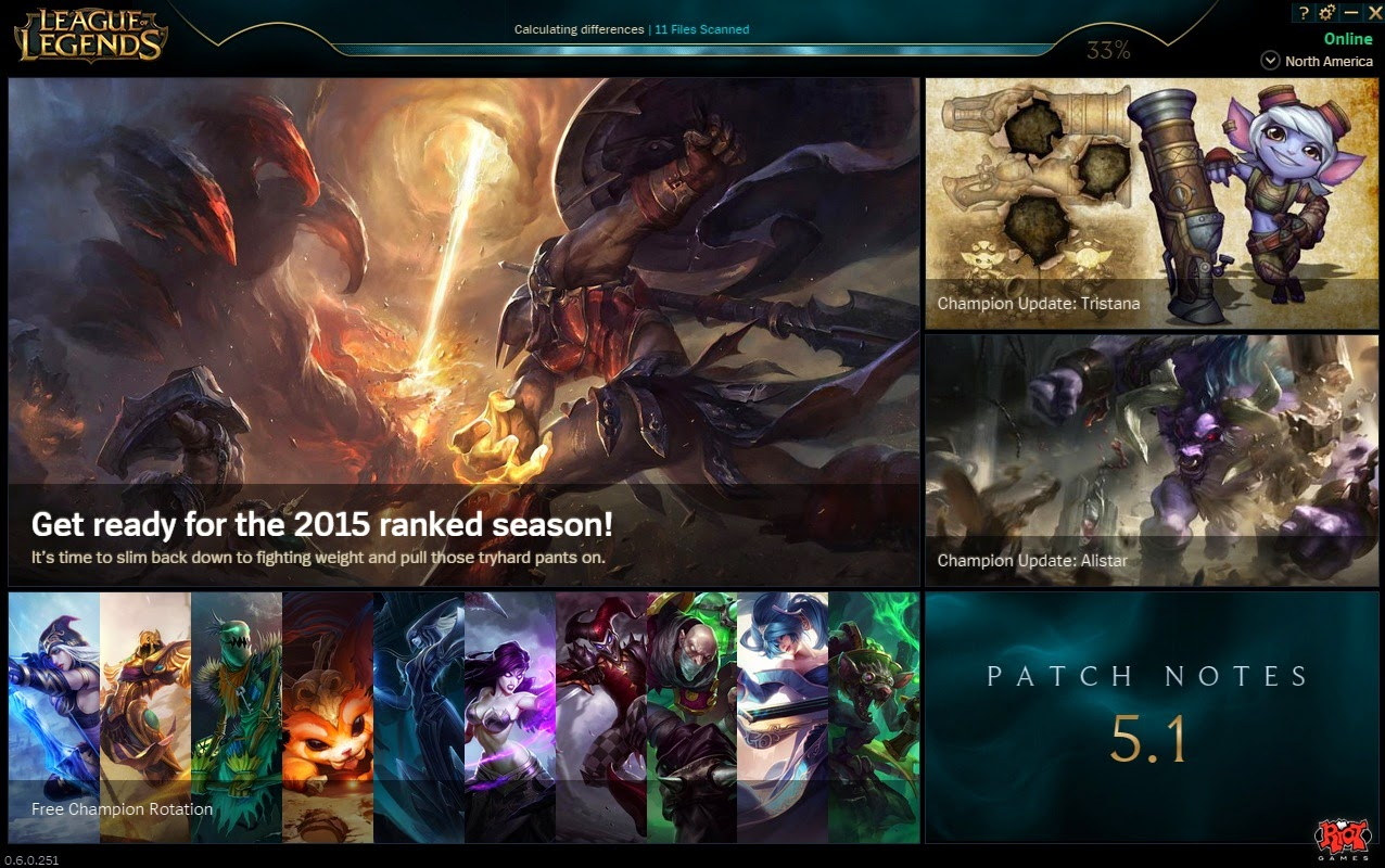 League of Legends - India: Moving Back to NA from Garena